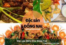 Đặc sản Biên Hòa Đồng Nai