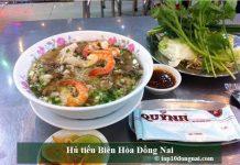 Hủ tiếu Biên Hòa Đồng Nai