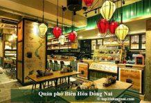 Quán phở Biên Hòa Đồng Nai
