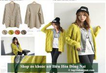 Shop áo khoác nữ Biên Hòa Đồng Nai