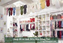 Shop đồ sơ sinh Biên Hòa Đồng Nai