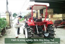 Thiết bị nông nghiệp Biên Hòa Đồng Nai