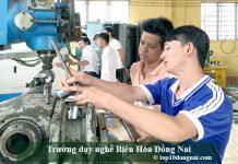 Trường dạy nghề Biên Hòa Đồng Nai