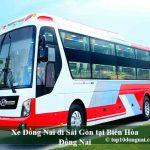 Xe Đồng Nai đi Sài Gòn tại Biên Hòa Đồng Nai
