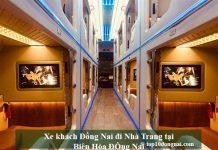 Xe khách Đồng Nai đi Nha Trang tại Biên Hòa Đồng Nai