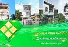 Công ty TNHH Thiết Kế Kiến Trúc Xây Dựng Minh Phương